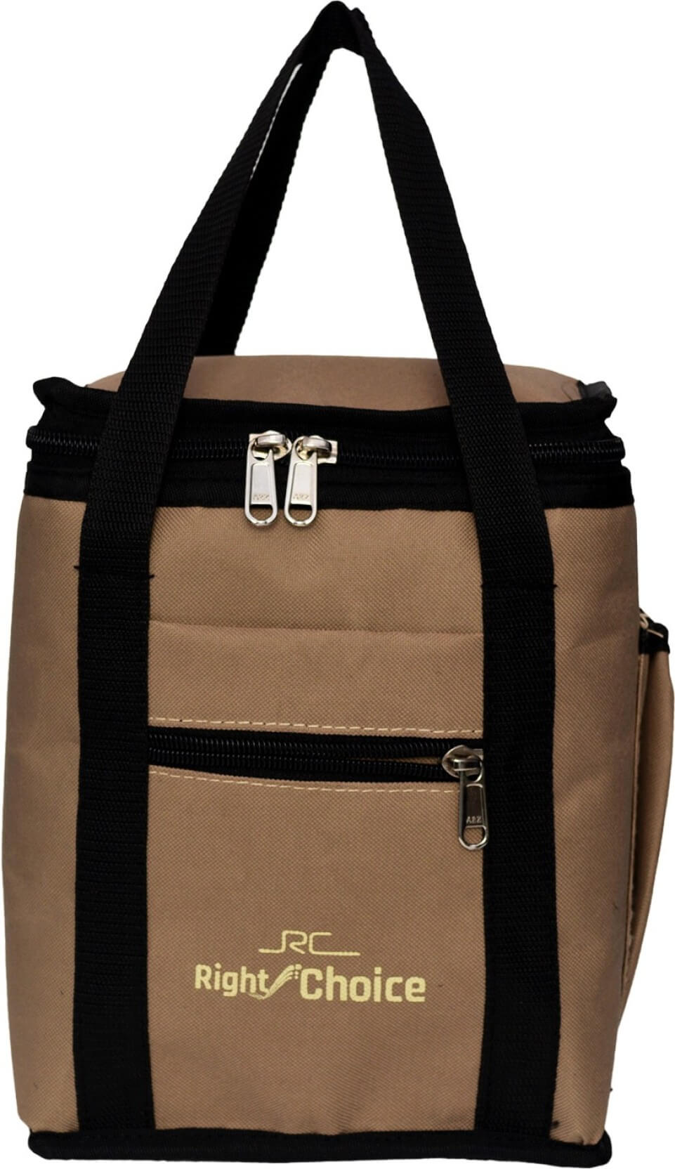 Right Choice Lunch Tiffin Bag Lunch Bag  (Beige, 2 L)