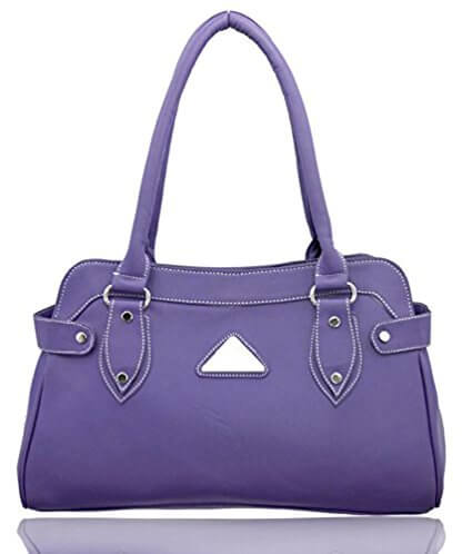 Lady Queen Purple Shoulder Bag LD-255
