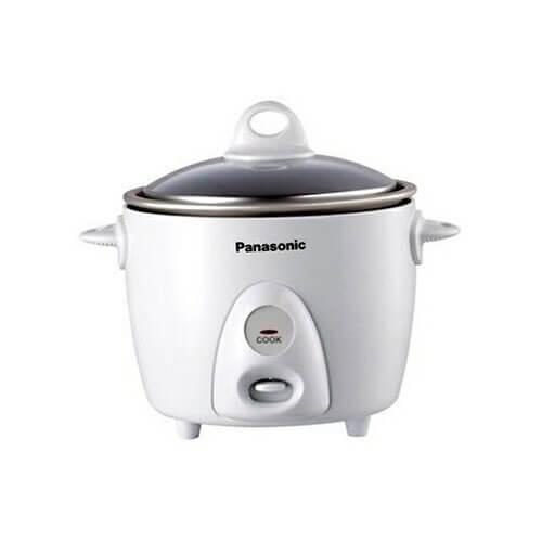 Panasonic SRG06 1.5 L Rice Cooker White
