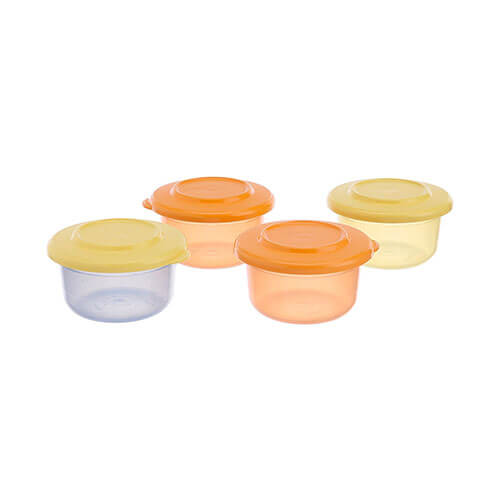 Tupperware Preludio Bowl Set,150ml, Set of 4