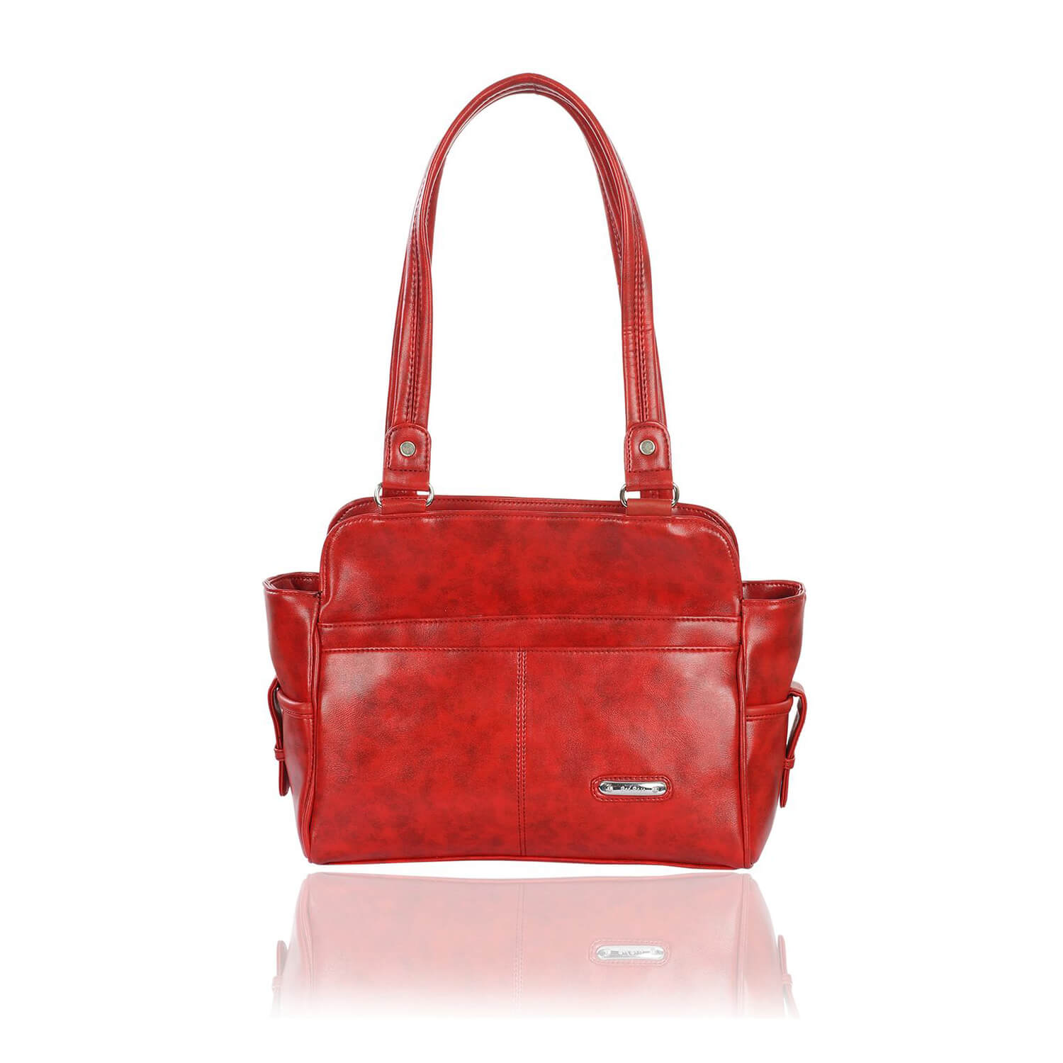 Right Choice RCH273 Red decorous,beautiful handbags for women's