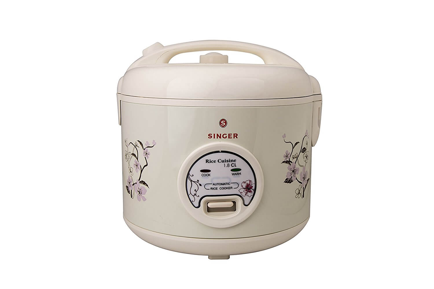 Singer Rice Cuisine 1.8 Closed Lid Rice Cooker 700 watts