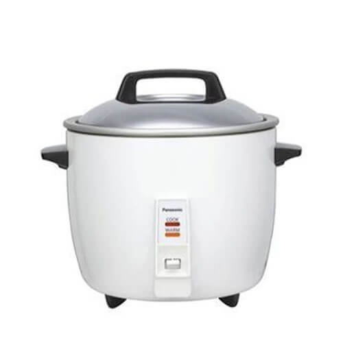 Panasonic SR WA 10 1 L Rice Cooker White