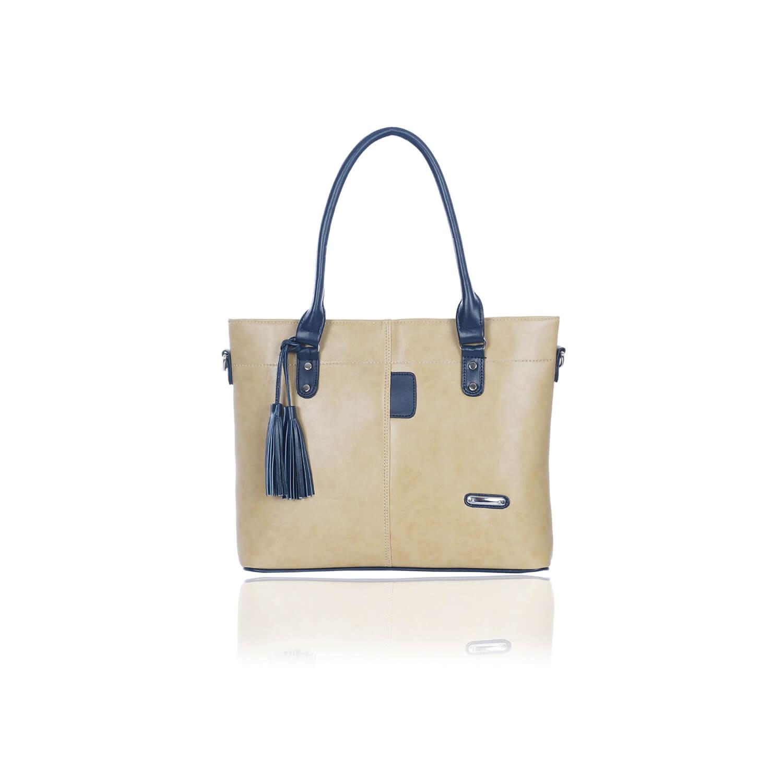 Right Choice RCH250 Women's (Cream) Stylish and Beautiful Handbag