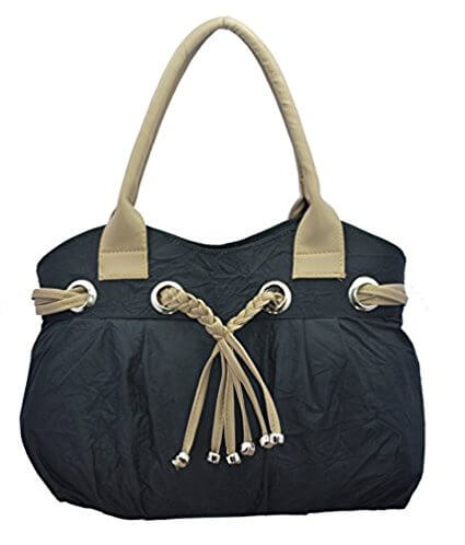 Lady Queen Black Shoulder Bag LD - 265