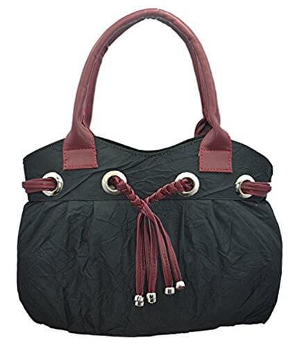Lady Queen Black Shoulder Bag LD - 266