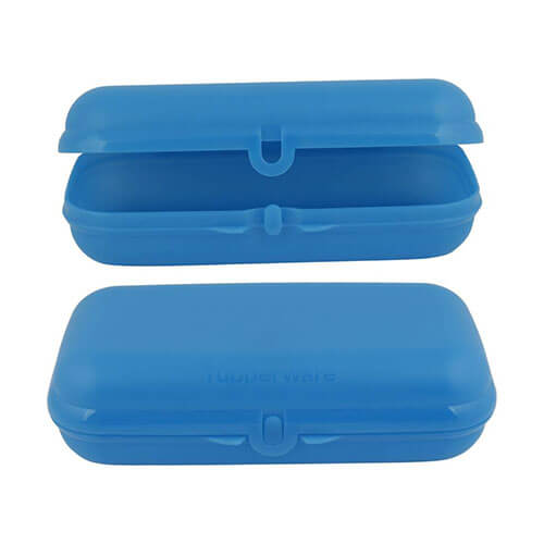 Tupperware Tup 802 2 Containers Lunch Box  (1000 ml)