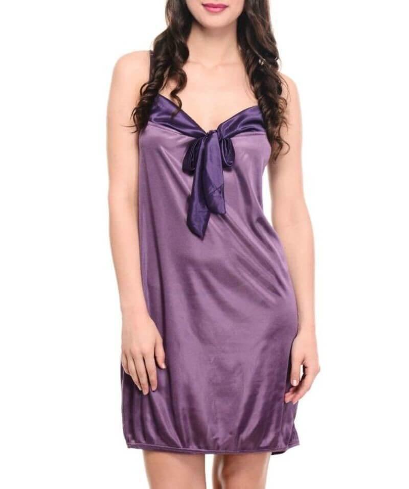 Klamotten Brand Satin Nightwear