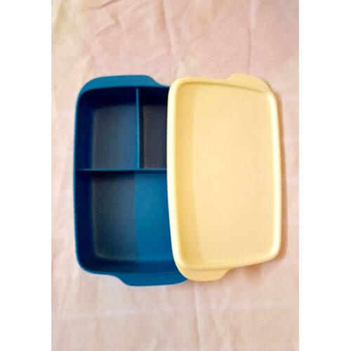 Tupperware Big Funmeal 1 Containers Lunch Box  (1000 ml)