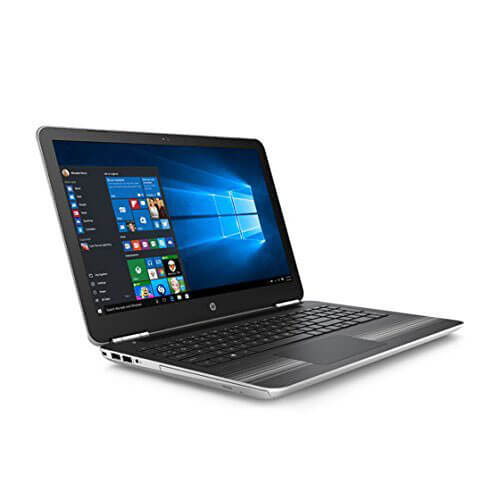 HP Notebook 15-AU008TX (Intel Core i7-6500U 6th Gen/16GB RAM/2TB /Window 10/4GB 15.6 Inch) Silver