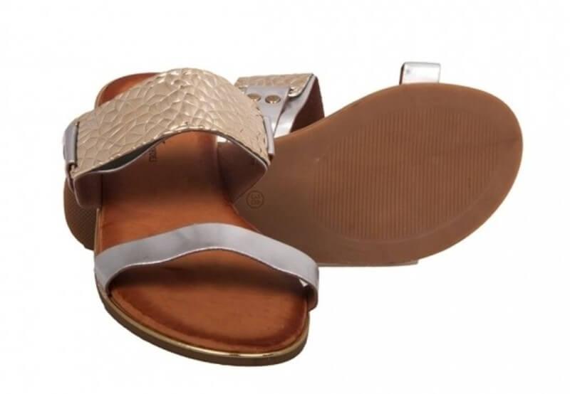 Estatos Brand Leather Pu Women Flats