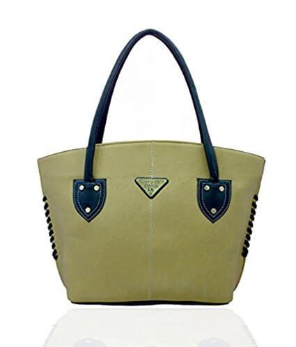 Lady Queen Beige Shoulder Bag LD -165