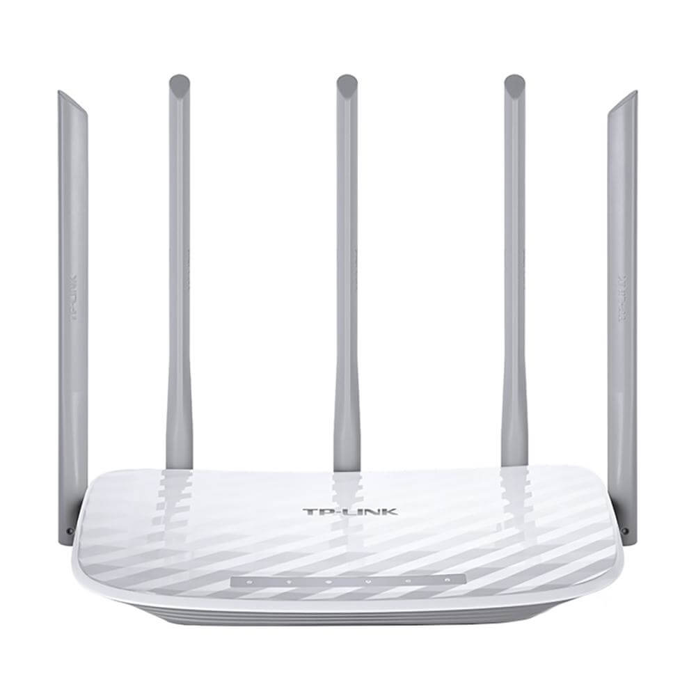 TP-Link Archer C60 AC1350 Wireless Dual Band Router White