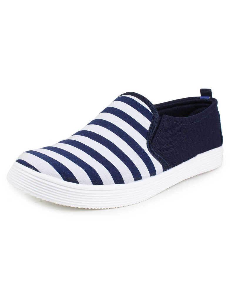 Nylon Pvc Women Casual Shoes