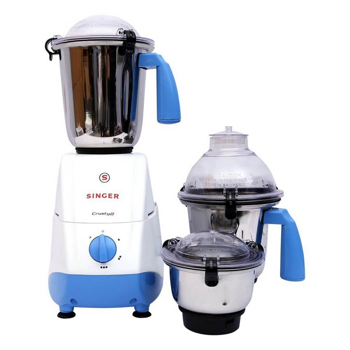 Singer Crusty Plus 600-Watt Mixer Grinder