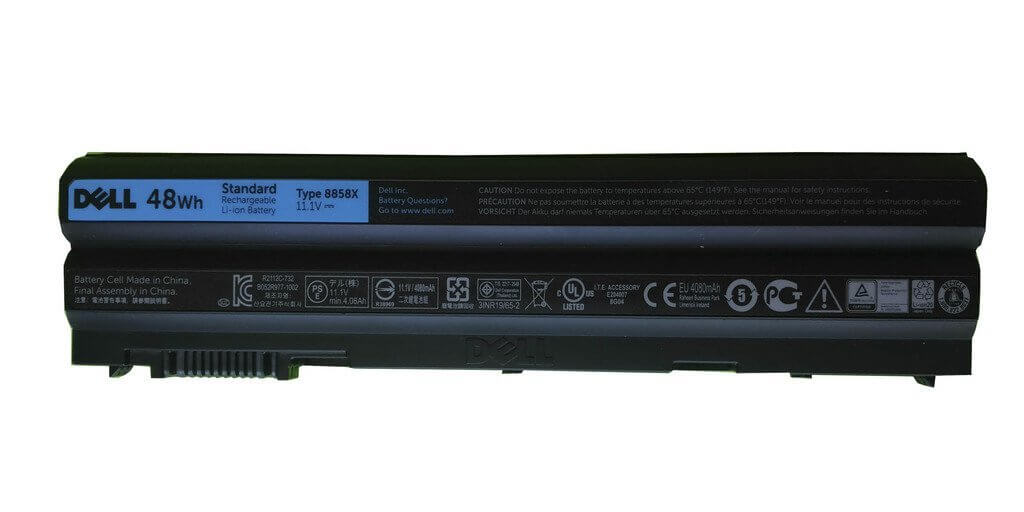 Dell 6 Cell Original Battery For Inspiron & Vostro