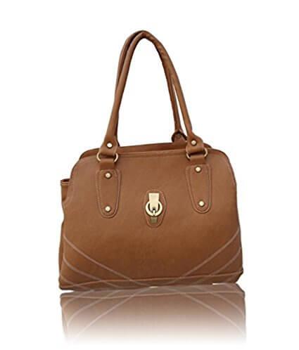 Lady Queen Tan Shoulder Bag LD - 222