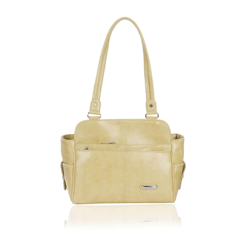 Right Choice RCH271 women's modish , elegant  Cream  handbags