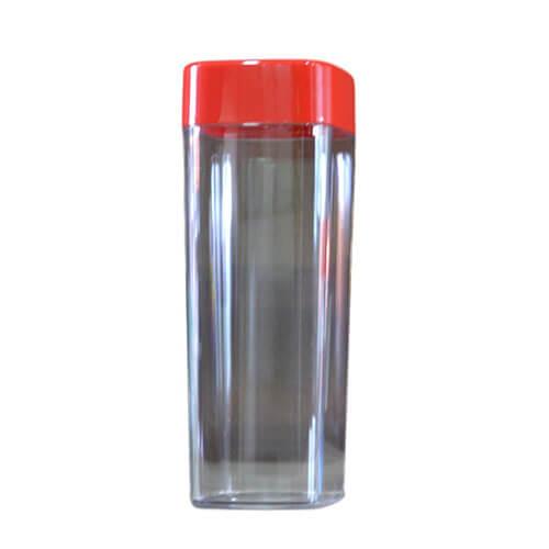 Tupperware Plastic Container, 840ml, Multicolour