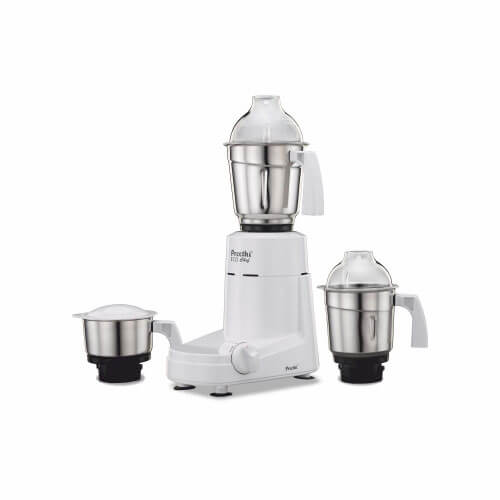 Preethi Eco Chef 600-Watt Mixer Grinder