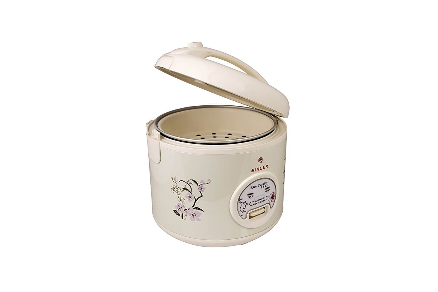 Singer Rice Cuisine Closed Lid Rice Cooker Watts Buy - Singer cuisine