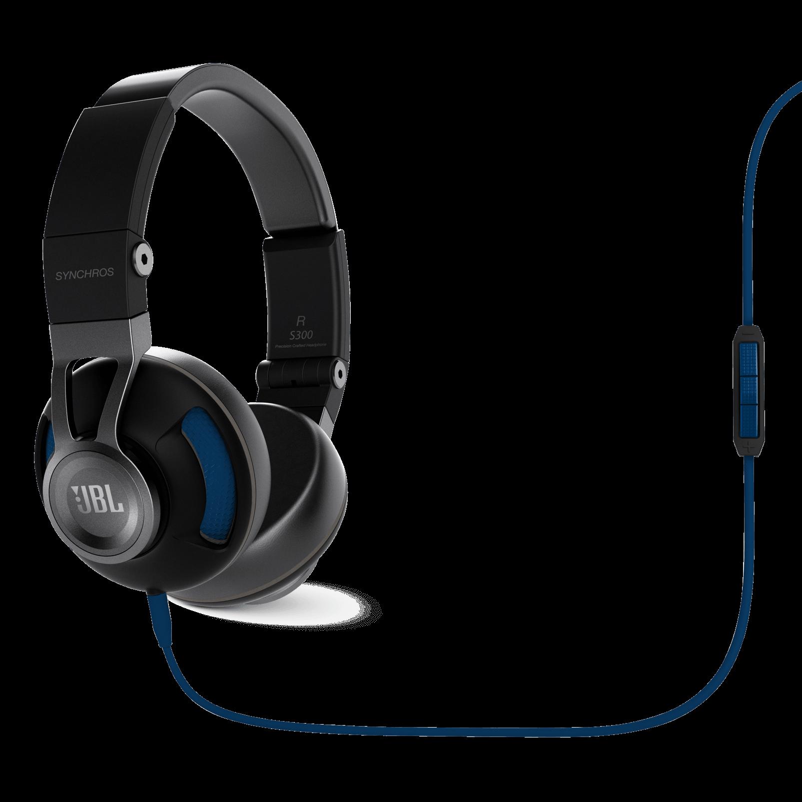 JBL Synchros S300 A Premium On-Ear Stereo Headphones
