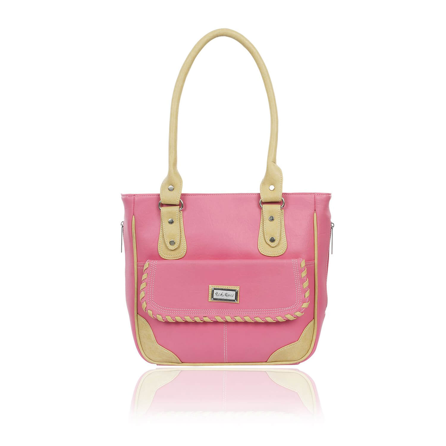Right Choice RCH278 Pink modish fashionable women's handbags