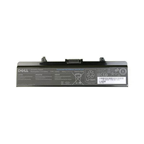 Dell Brand New Super-Capacity Li-ion Battery for Inspiron 1525 1526 Series replace GW240 GP952 RU586
