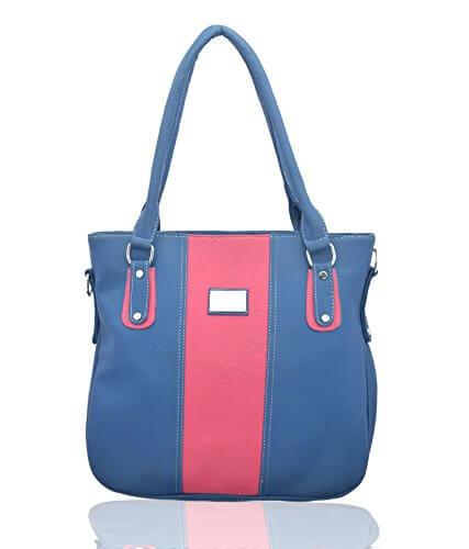 Lady Queen Blue Shoulder Bag LD - 218