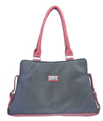 Lady Queen Black Shoulder Bag LD - 185