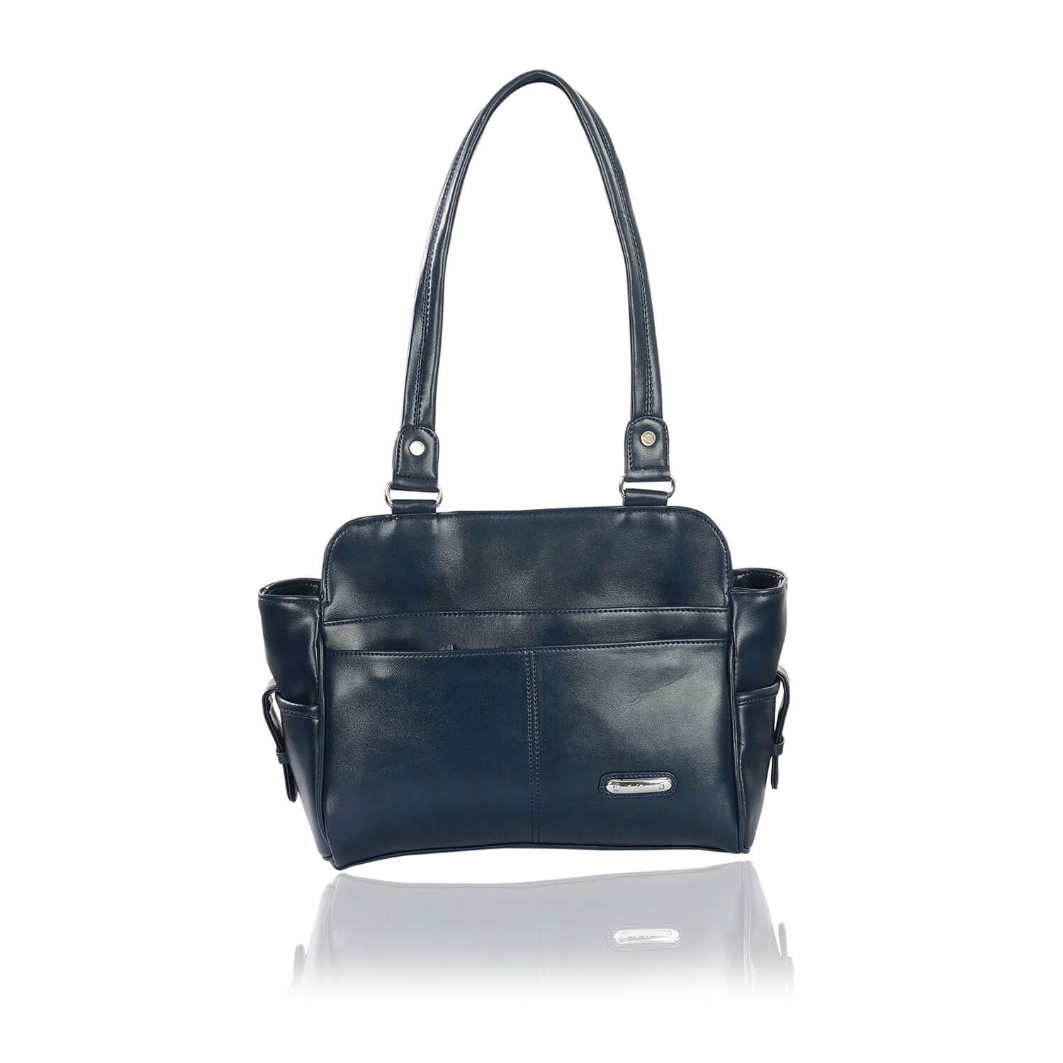 Right Choice RCH268 dignified ,sophisticated Blue colour women's handbags