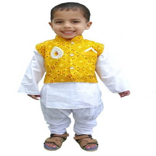 Cotton Boys Kurta Pajama