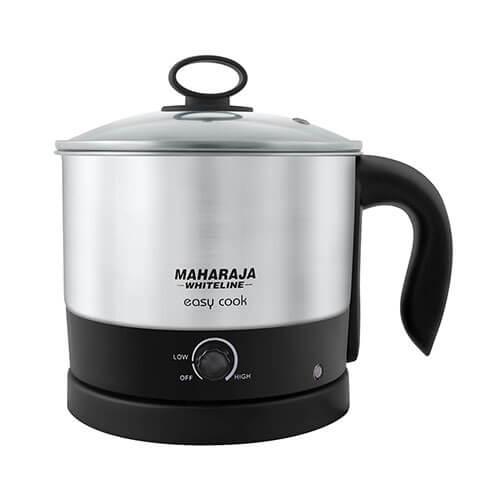 Maharaja Whiteline Easy Cook Electric Kettle 1.2 L