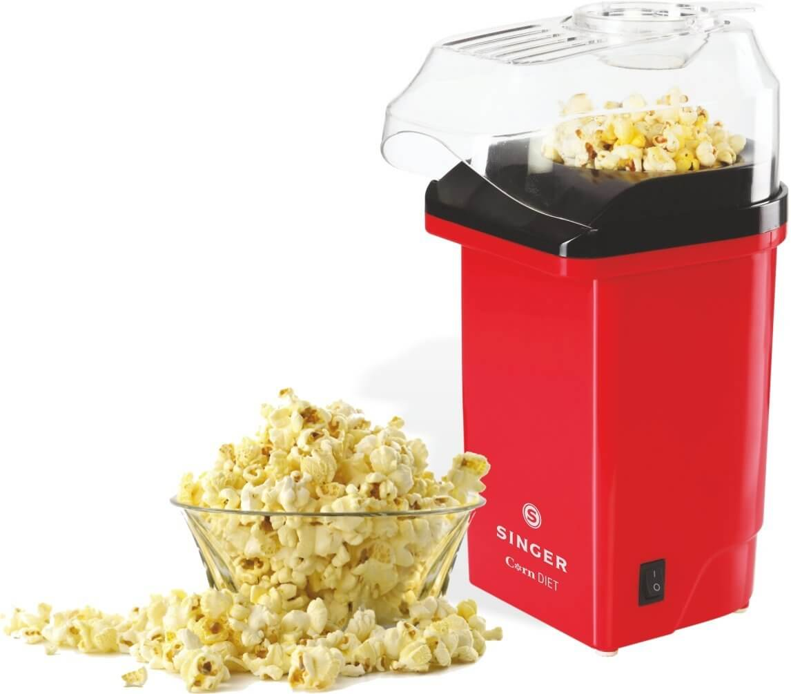Singer Corn Diet Popcorn maker