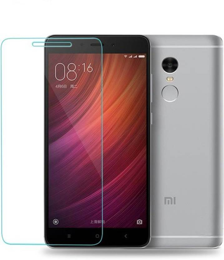 Nutricase Tempered Glass Guard for Mi Redmi Note 4