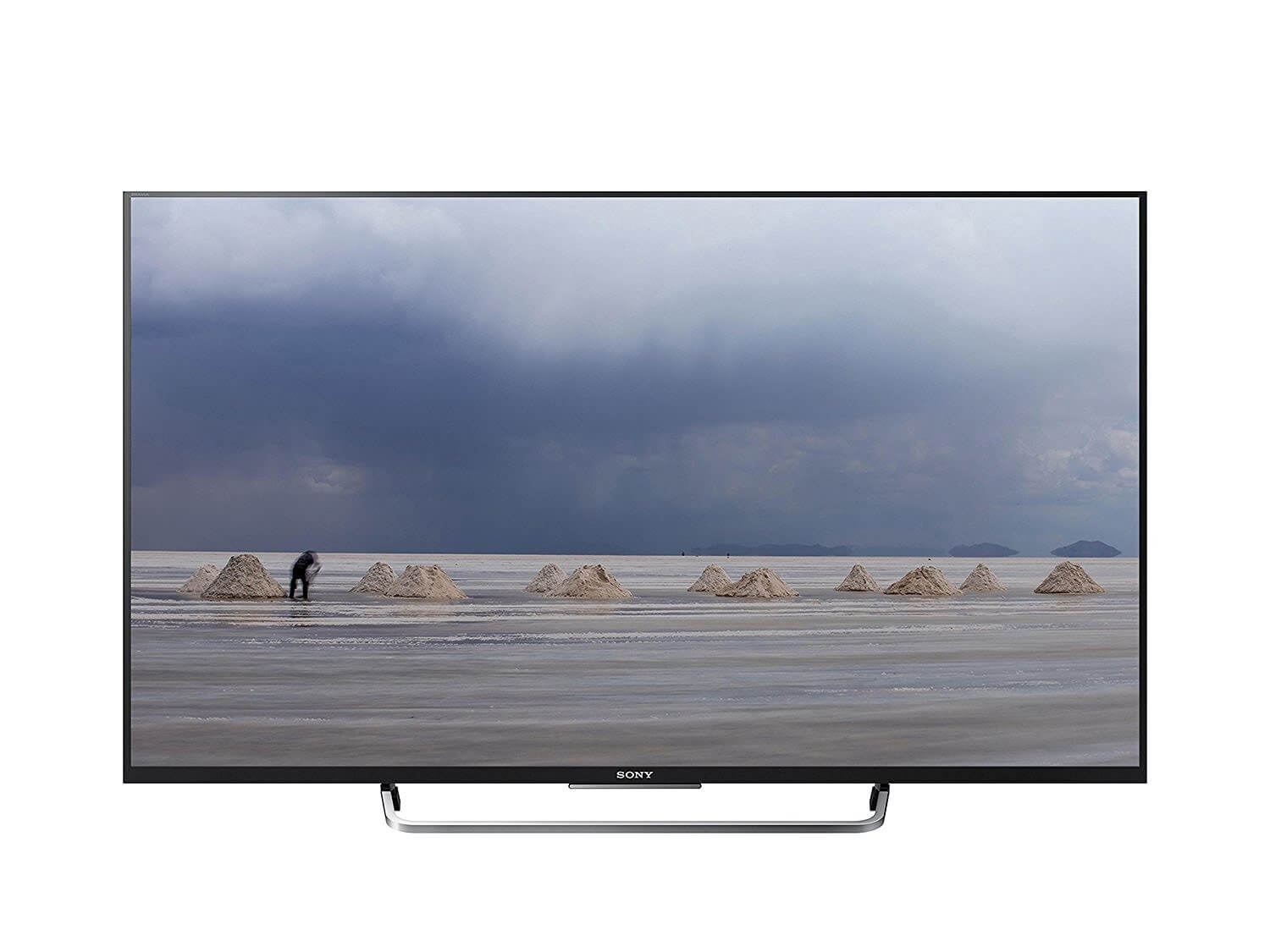 Sony 108cm (43) Full HD 3D Smart LED TV KDL-43W800D