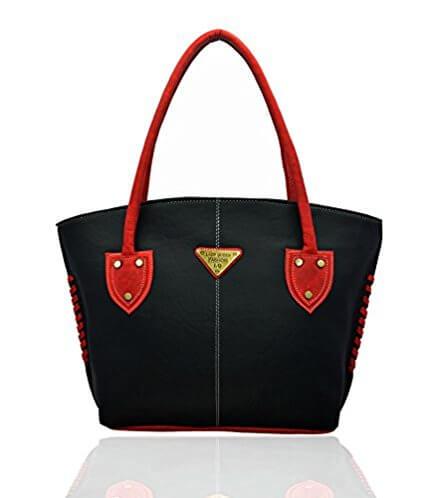 Lady Queen Red Shoulder Bag LD - 163