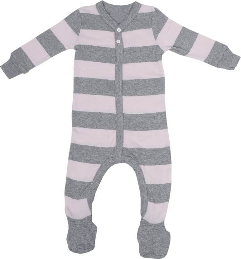 Indirang Romper For Boys & Girls Printed Cotton