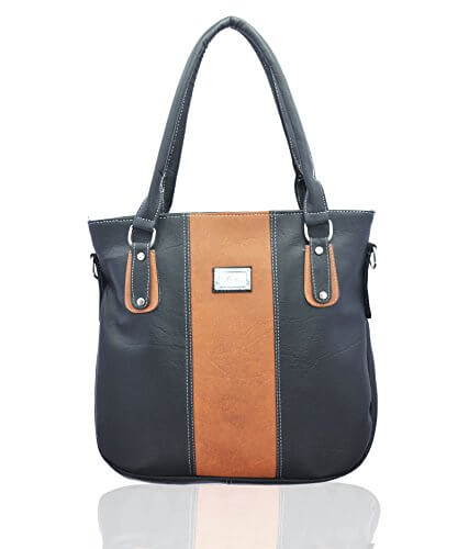 Lady Queen Black Shoulder Bag  LD - 214