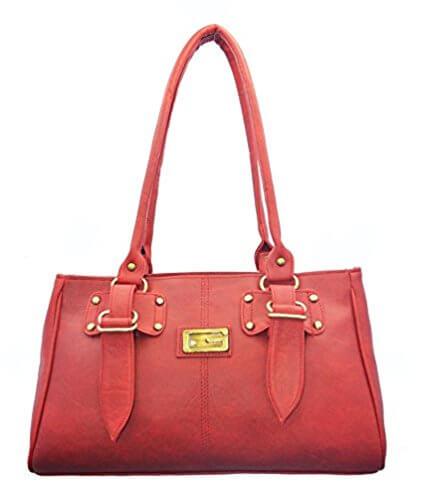Lady Queen Red Shoulder Bag LD - 161