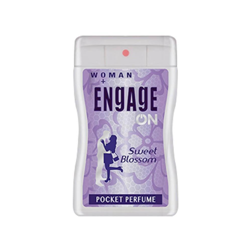 Engage On Women Sweet Blossom Pocket Perfume (18ml)
