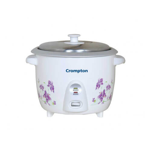 Crompton MRC61-I 1.5-Litre Rice Cooker