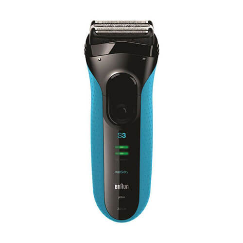 Braun Series 3 3040 Rechargeable Wet & Dry Electric Foil Shaver for Men