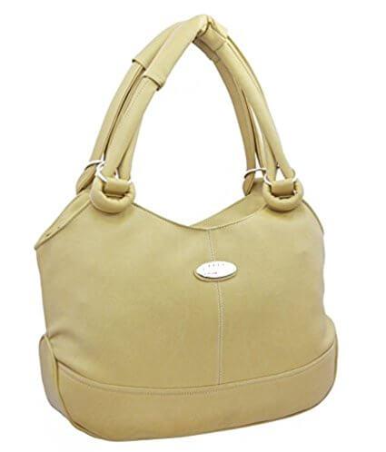 Lady Queen Beige Shoulder Bag LD - 254