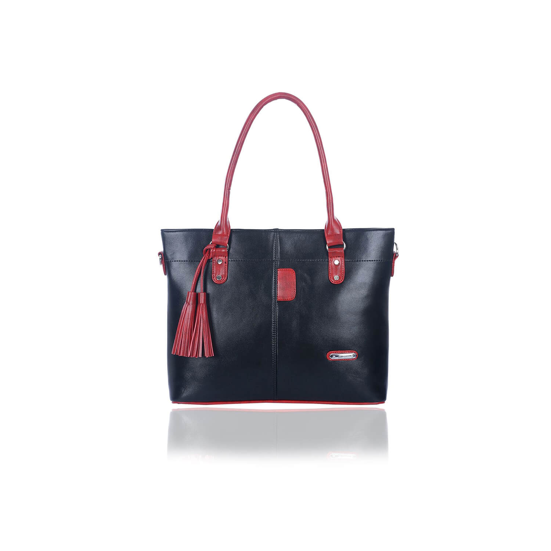 Right Choice RCH253 aesthetic Artistic Black Handbag