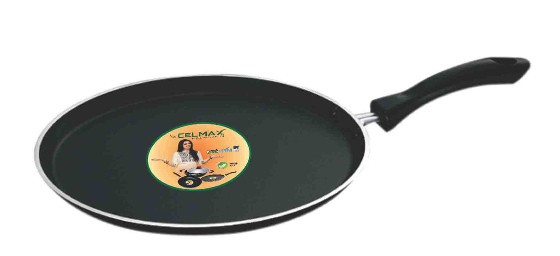 Celmax  Non Stick Flat Tawa 280mm