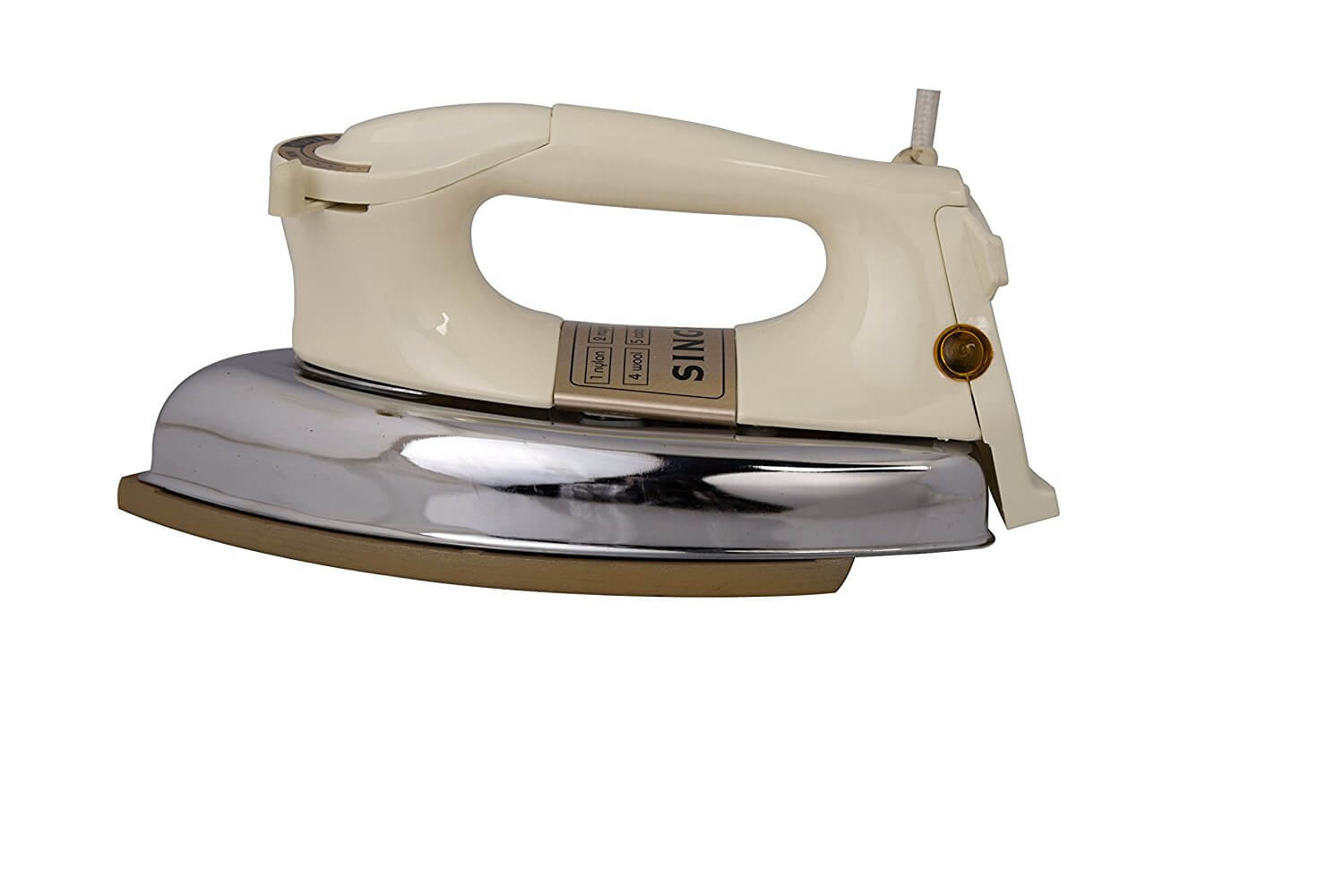 Singer Shakti Plus 1000 Watts Heavy Weight Dry Iron
