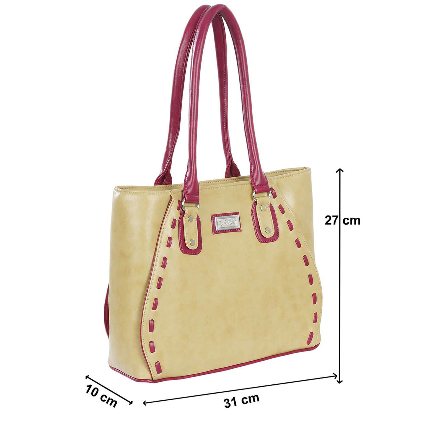 Right Choice RCH293 flashy designer women's handbags(Beige)