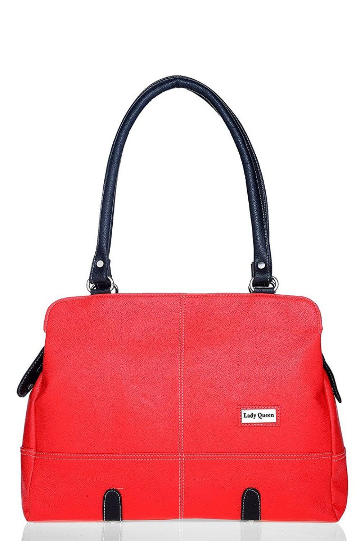 LADY QUEEN Multi Faux Leather Shoulder Bag LD - 373