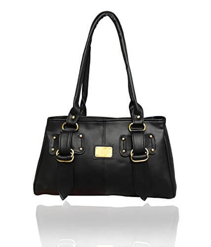 Lady Queen Black Shoulder Bag LD - 014
